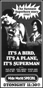 Watch It\'s a Bird... It\'s a Plane... It\'s Superman! Vodlocker