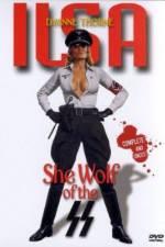 Watch Ilsa, She Wolf of the SS Vodlocker