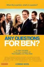 Watch Any Questions for Ben? Vodlocker