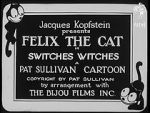 Watch Felix the Cat Switches Witches (Short 1927) Vodlocker