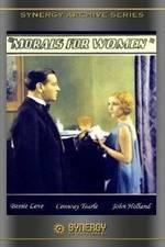 Watch Morals for Women Vodlocker