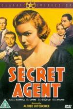 Watch Secret Agent Vodlocker