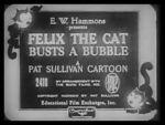 Watch Felix the Cat Busts a Bubble (Short 1926) Vodlocker