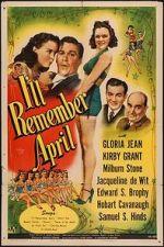 Watch I\'ll Remember April Vodlocker